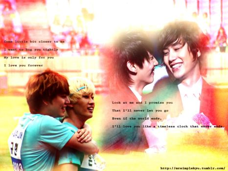 KyuHyuk IS LOVE by qeefa