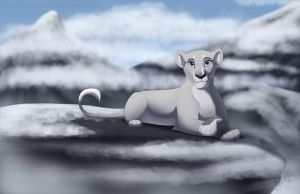 Snow Queen by KanuTGL
