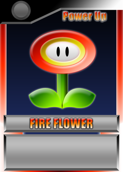 VGTC-Fire Flower by AceRacer