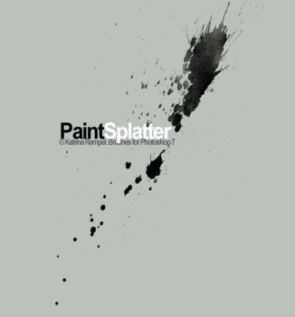 PaintSplatter by bluwings