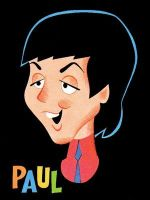 Paul from the cartoons by RingoStarr911