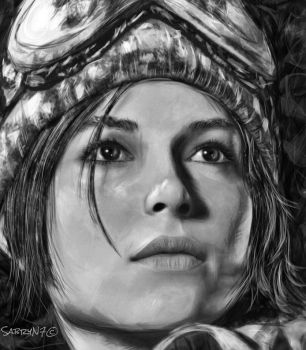 Rise of the Tomb Raider by SabryN7