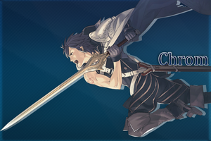 Fire Emblem Awakening: Chrom by BlackzetaEXE