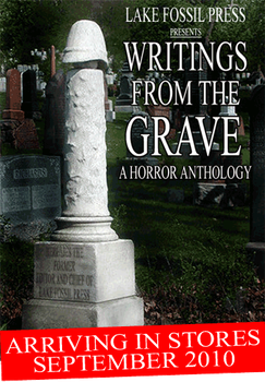 WRITINGS FROM THE GRAVE cover by angryinillinois