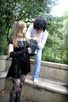 Confusion - Death Note Cosplay - XIV by Nephelith