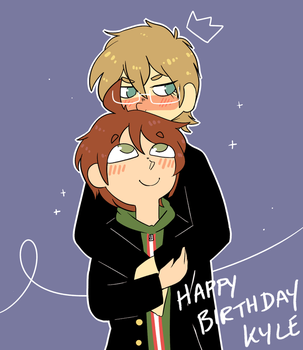Happy Birthday Kyle by realalfred