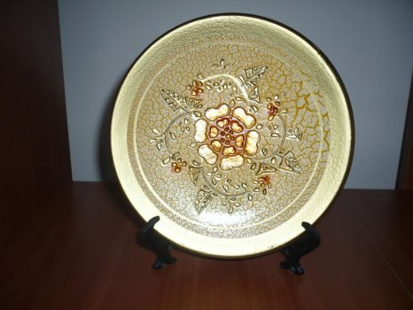 ornament plate by the-AC-stock