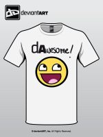 DAwesome by DarkandChriss