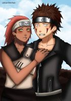 Kiba:Karui - POINTS by Lilicia-Onechan