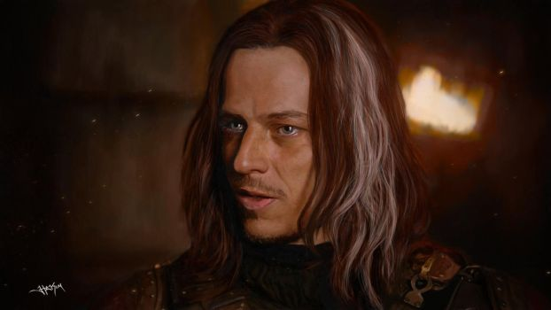 Jaqen H'ghar - The Faceless man from Braavos by Hax09