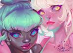 Buds Detail by loish