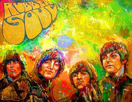 Beatles Rubber Soul by Beatles74i0c