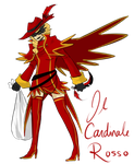 IC: Il Cardinale Rosso by mayhugs