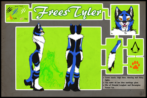 FreesTyler reference v.2 by LuxuryCat