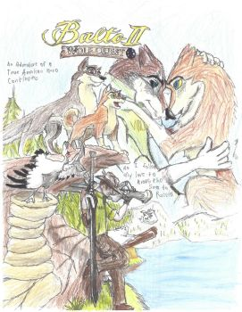 Balto II: Wolf Quest XX by Wolvencheif
