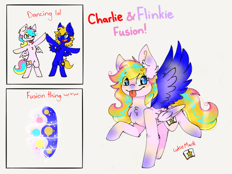 Chinkie Fusion by PinkFlutter