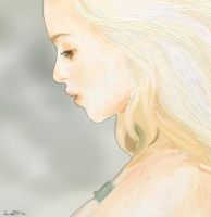 Mother of dragons by BlueAsTheSun