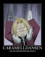 Ed knows Caramelldansen by Angel-of-Alchemy-42