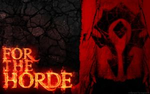 For the Horde by vagoverto