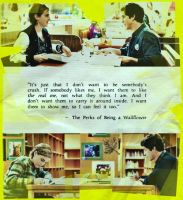 The Perks Of Being A Wallflower... by LEZLEY-168