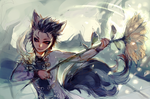 BNS summoner by Polis-adopts