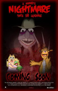 A Muppets Nightmare by Bleezer