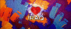 I Love Iraq by bluemix2