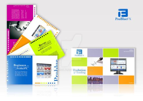 problue brochure by Tamboly
