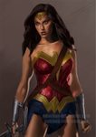 Wonder Woman [WIP] by Ode-Chan