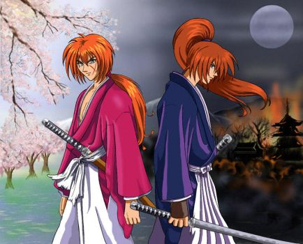 Kenshin by DW3Girl
