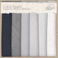Cold Spell paper pack by Eijaite