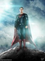 The Return of Superman by Bryanzap