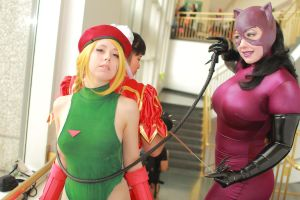 Anime Boston 2014 - Worlds' Strongest Women(PS) 25 by VideoGameStupid