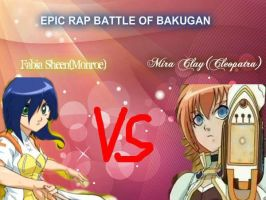 EPIC RAP BATTLE OF BAKUGAN: FABIA VS MIRA by JohnnyTheEpicChhun