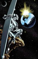 Silver Surfer by KaRzA-76