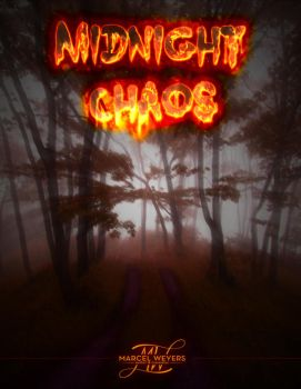 Midnight Chaos Cover by Massimow