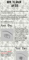 How to Draw a Realistic Eye by Thoughtful15