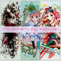 2nd PSD Refrence by KamiChan by Kami-Chan123