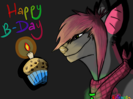 B-day gift for Lillka by HungryRainbowEater