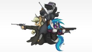 Textless Gangsters by NCMares
