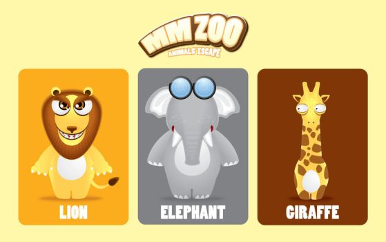 MMZOO PUZZLE GAME by rabbit-hoang