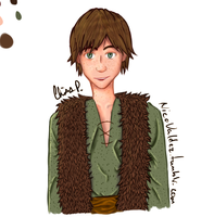 Hiccup(5/17/13) by NicoValdez