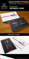 Communication Business Card by xnOrpix