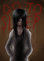Jeff The Killer by Pink-Scribble