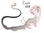 Candle Wick Full Size By Glacial Adopts-darl3pq by PreciousLobelia