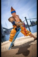 Final Fantasy X - Wakka by theDevil-photography