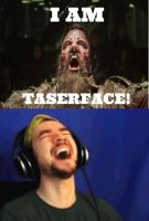 Jack Laughing At Taserface by CycloneShadowYT