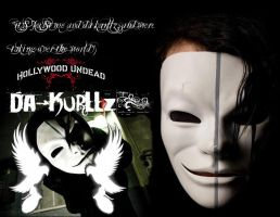 Da-Kurllz of Hollywood undead by Theunseenreaper
