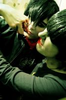 GoRiLLaZ Cosplay Not my nose by Murdoc-lein