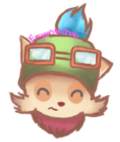 Teemo! by ExGamerChan
